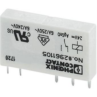 Phoenix Contact REL-MR- 24DC/21 PCB relays 24 Vdc 6 A 1 change-over 1 pc(s)
