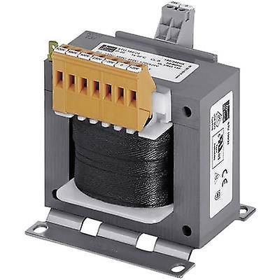 Comhommede à 100 24 STU bloc transformateur, transformateur d'Isolation, transformateur de sécurité 1 x 24 V AC 100 VA 4.17 A