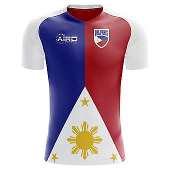2018-2019 Philippines Home Concept Football Shirt - Little Boys
