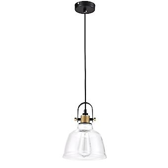 Maytoni Lighting Irving LOFT Pendant, Black