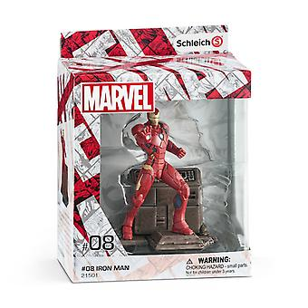 Schleich Iron Man Marvel Avengers Gathers Figurative Hand Painted
