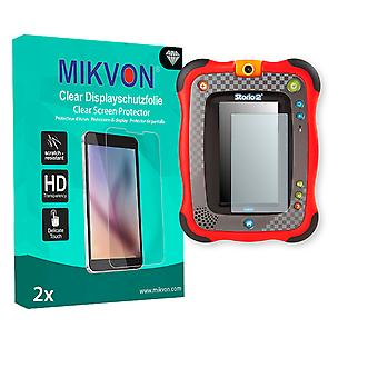 Vtech Storio 2 Cars 2 Edition Screen Protector - Mikvon Clear (Retail Package with accessories)