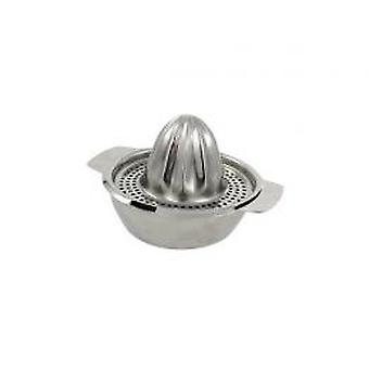 Citrus press 13 cm around stainless steel