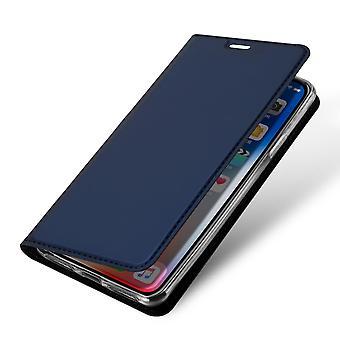 DUX DUCIS Pro Series case iPhone XR-dark blue