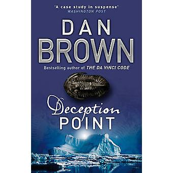 Deception Point af Dan Brown - 9780552159722 bog