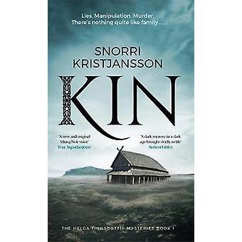 Kin - Helga Finnsdottir livre I par Snorri Kristjansson - 9781786489937