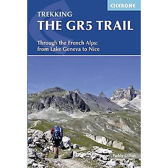 The Gr5 Trail (3rd Revised edition) by Paddy Dillon - 9781852848286 B