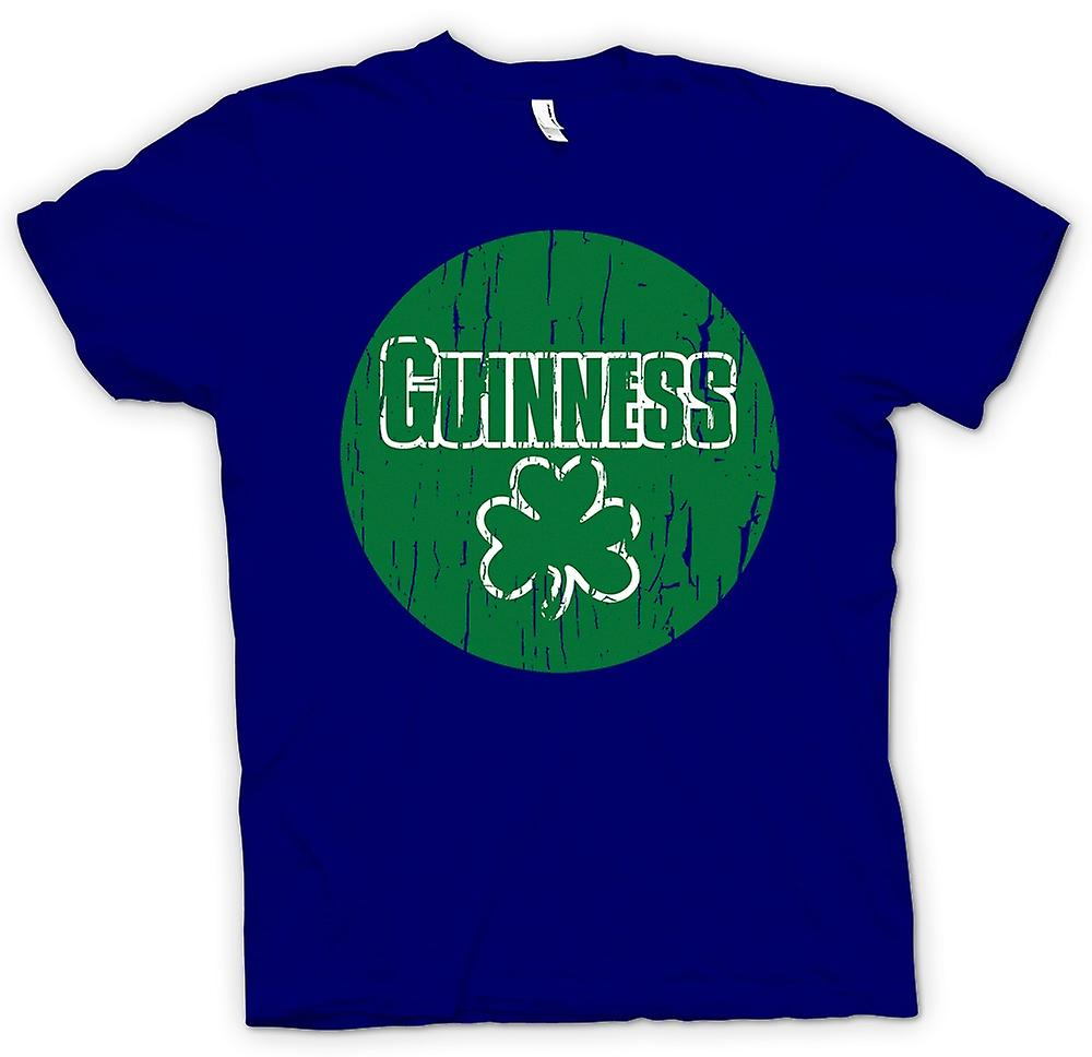 Mens T-shirt - St Patricks Day Irish Guiness