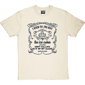 David Lee Roth Eiswürfel zitieren Herren T-Shirt