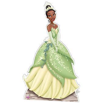 Tiana Disney Princess kartong släppandet / stående