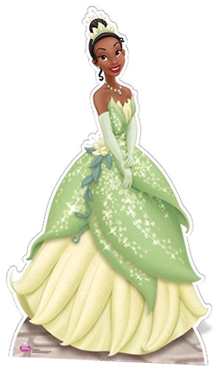 Tiana Disney Princess Cardboard Cutout / Standee