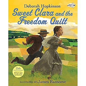 Söt Clara och friheten täcke (Reading Rainbow böcker)