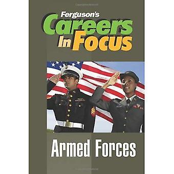 Armed Forces (Ferguson's Careers in Focus)