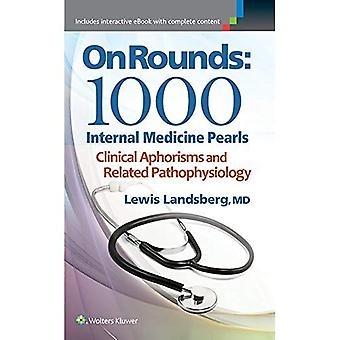 On Rounds: 1000 Internal Medicine Pearls