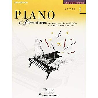 Piano Adventures, Level 4, Lesson Book