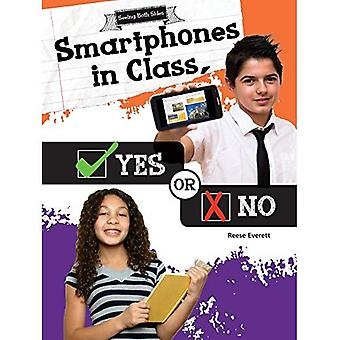 Smartphones in Class, Yes or No (Seeing Both Sides)
