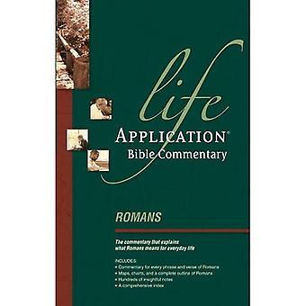 Romanos (comentário da Bíblia vida aplicação)