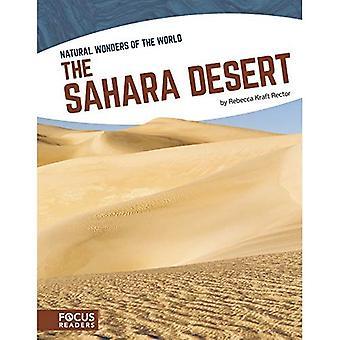 Naturliga underverk: Saharaöknen
