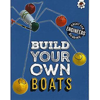 Build Your Own Boats: Super Engineer
