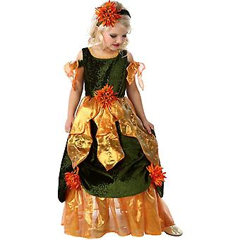 Forest Prinzessin Kinderkostüm