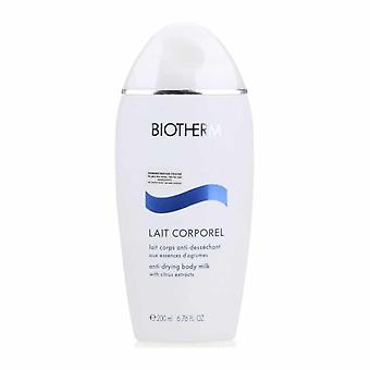 Biotherm Lait del corporel del anti-secado Body Milk 200 ml