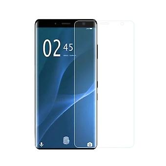 Sony Xperia 1 tank protection display glass tank slide 9 H glass - 3 units