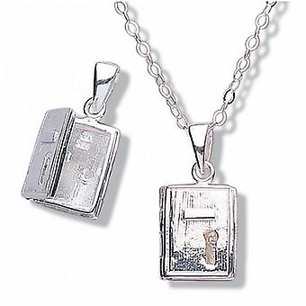 JO pour filles Sterling Silver collier « My Secret Diary » 14