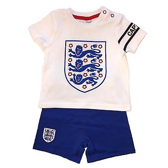 Engeland voetbal baby kit T-shirt & Shorts Set | 2019/20