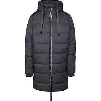 Urban Classics Men's Winter Coat Hooded Puffer Coat