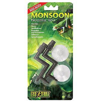 Exo Terra Monsoon Nozzles 2pk