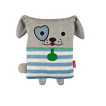 Soxo Knitted Cuddle Hottie Body Warmer: Puppy Dog