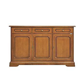 Classic Sideboard 3 Türen 3 Schubladen