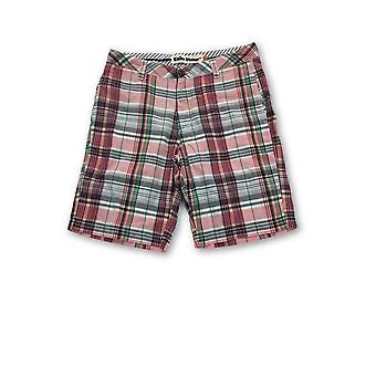Tailor Vintage shorts in pink check