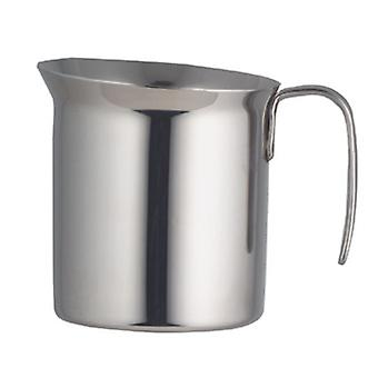 Bialetti Elegance - Stove Milk Foaming Pitcher - Stainless Steel - Various Sizes