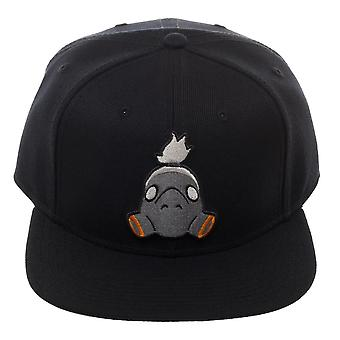 Baseball Cap - Overwatch - Roadhog Snapback New Licensed sb6pfkovw