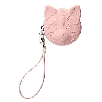 Coin Purse Cat in Pink