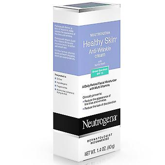 Neutrogena healthy skin anti-wrinkle cream, sunscreen, spf 15, 1.4 oz