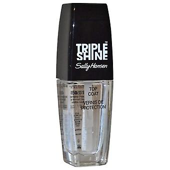 Sally Hansen Triple Shine Top Coat 10ml