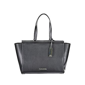 Calvin Klein Enfold Shopper - Black Women's Shoulder Bags (Noir) 1x1x1 cm (W x H L)