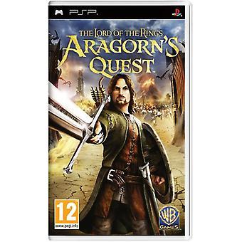 Seigneur des Anneaux Aragorns Quest (Sony PSP) - Factory Sealed