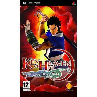 Key of Heaven (PSP) - Usine scellée