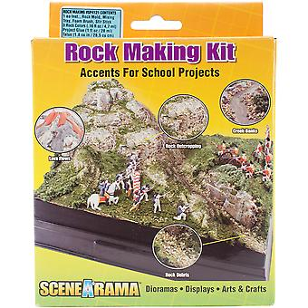 Diorama Kit Rock Making Sp4121