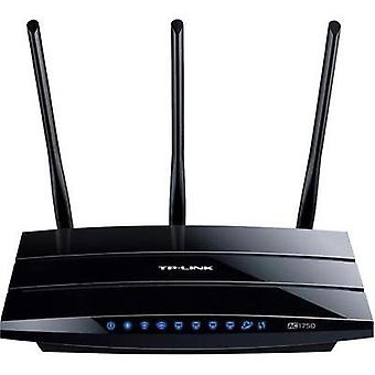 WLAN router TP-LINK 2.4 GHz, 5 GHz 1750 Mbit/s