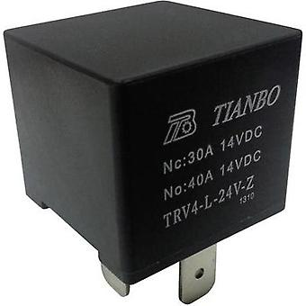 Automotive relay 24 Vdc 1 change-over Tianbo Electronics