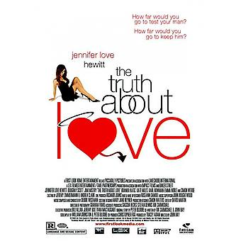 The Truth About Love Movie Poster (11 x 17)
