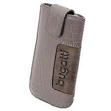 Bugatti slim leather case cover