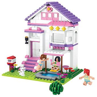 Sluban Girls Dream House With Pool (Kinderen , Speelgoed , Constructie , Gebouwen)