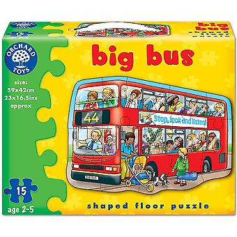 Orchard Toys Big Bus Jigsaw