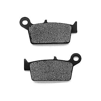 KMG 2005-2008 TM SMX 530 F Competition Rear Non-Metallic Organic NAO Disc Brake Pads Set