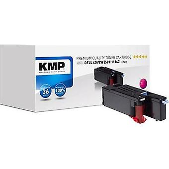 KMP Toner cartridge replaced Dell 593-11142 Compatible Magenta
